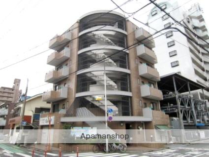 埼玉県戸田市、戸田公園駅徒歩6分の築27年 6階建の賃貸マンション