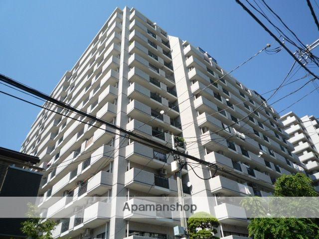 埼玉県川口市、西川口駅徒歩25分の築27年 14階建の賃貸マンション