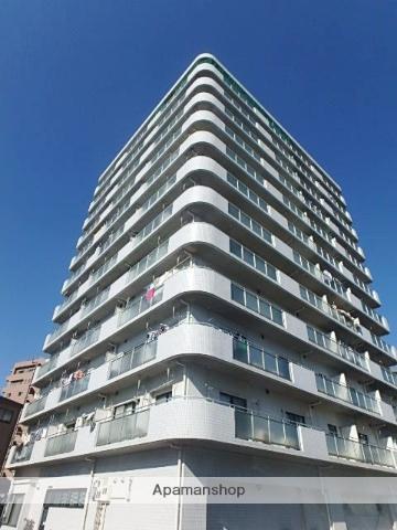 埼玉県川口市、蕨駅徒歩30分の築24年 12階建の賃貸マンション