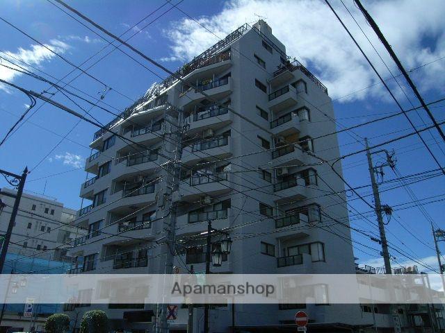 埼玉県川口市、蕨駅徒歩20分の築29年 11階建の賃貸マンション