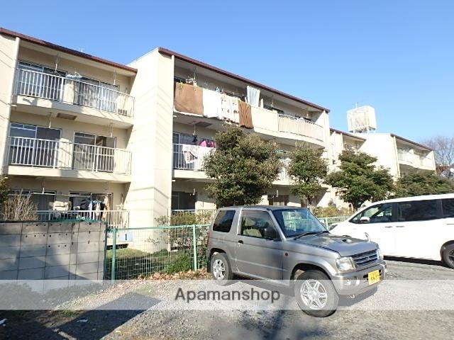 埼玉県川口市、蕨駅徒歩30分の築31年 3階建の賃貸マンション