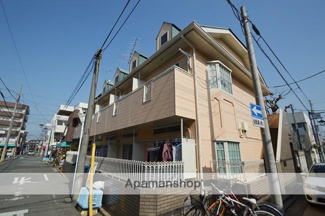 埼玉県戸田市、戸田公園駅徒歩23分の築30年 2階建の賃貸アパート
