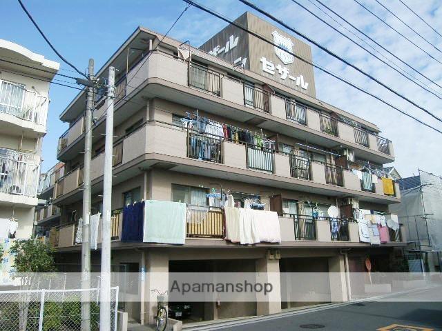 埼玉県川口市、西川口駅徒歩20分の築27年 4階建の賃貸マンション