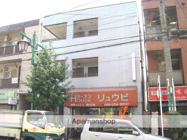 埼玉県川口市、蕨駅徒歩23分の築31年 2階建の賃貸アパート