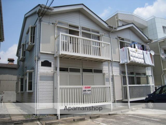 埼玉県川口市、蕨駅徒歩29分の築25年 2階建の賃貸アパート