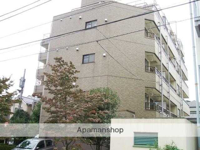 埼玉県川口市、蕨駅徒歩28分の築21年 7階建の賃貸マンション