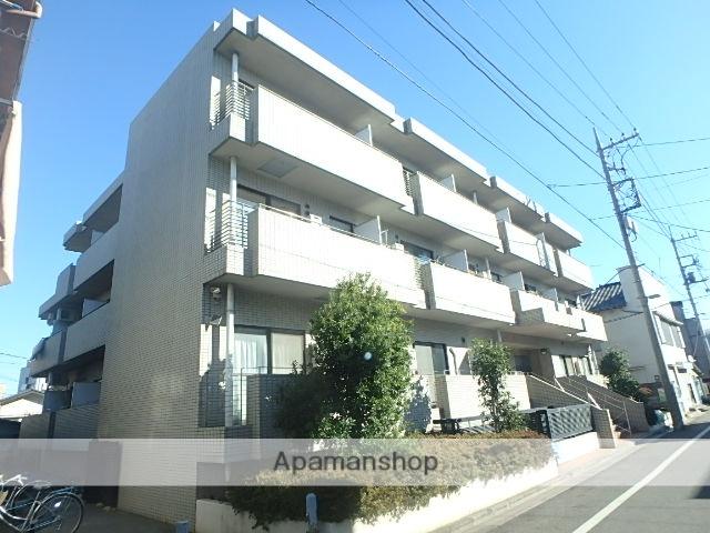 埼玉県川口市、西川口駅徒歩12分の築27年 4階建の賃貸マンション