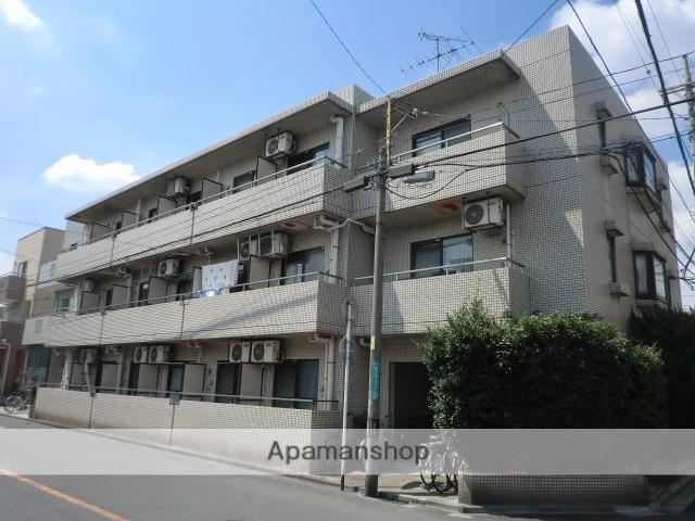 埼玉県川口市、西川口駅徒歩21分の築28年 3階建の賃貸マンション