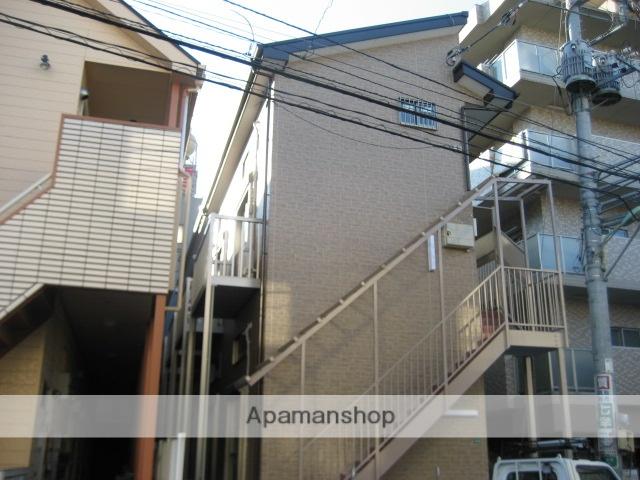 埼玉県川口市、蕨駅徒歩8分の築8年 2階建の賃貸アパート