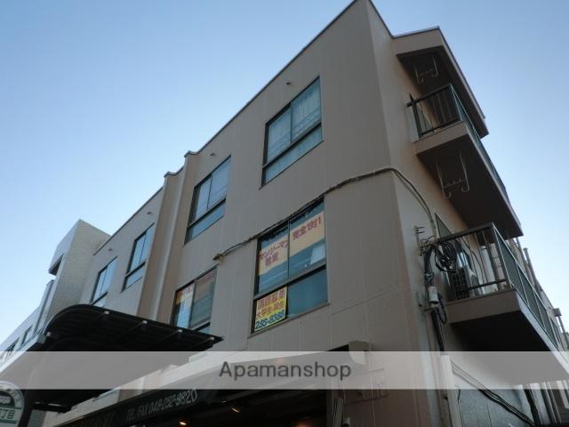 埼玉県川口市、蕨駅徒歩31分の築36年 3階建の賃貸マンション