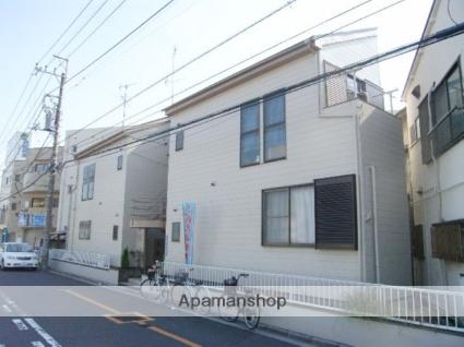 埼玉県川口市、蕨駅徒歩30分の築29年 2階建の賃貸アパート
