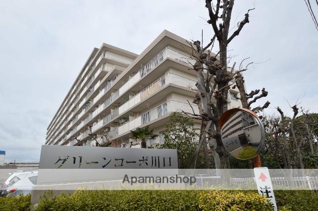 埼玉県川口市、西川口駅徒歩15分の築37年 10階建の賃貸マンション