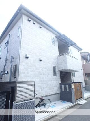埼玉県川口市、蕨駅徒歩34分の築1年 2階建の賃貸アパート