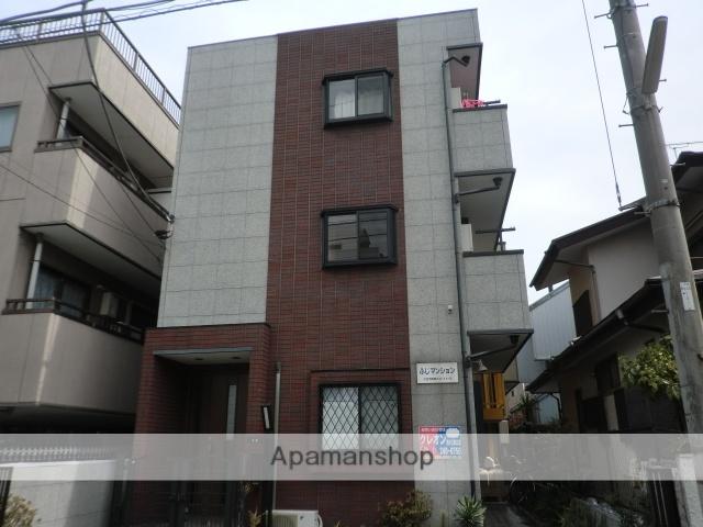埼玉県川口市、西川口駅徒歩12分の築16年 3階建の賃貸アパート