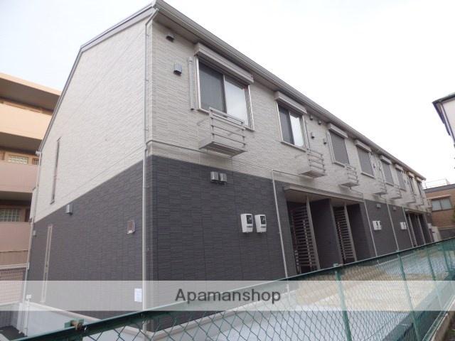 埼玉県戸田市、戸田公園駅徒歩27分の新築 2階建の賃貸アパート