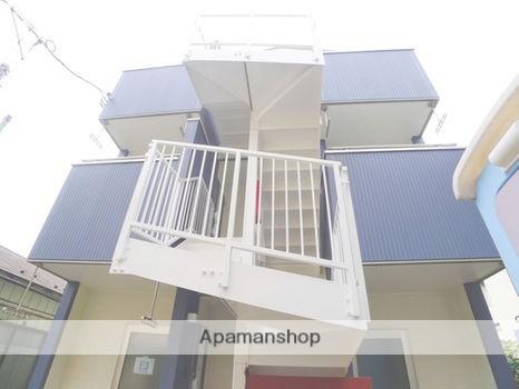 埼玉県川口市、川口駅徒歩15分の新築 3階建の賃貸アパート