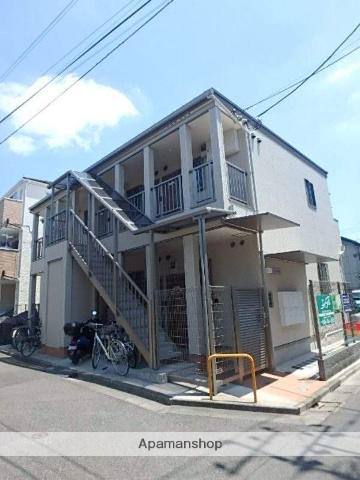 埼玉県戸田市、戸田公園駅徒歩25分の新築 2階建の賃貸アパート