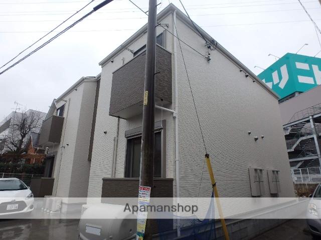 埼玉県川口市、南鳩ヶ谷駅徒歩15分の新築 2階建の賃貸アパート
