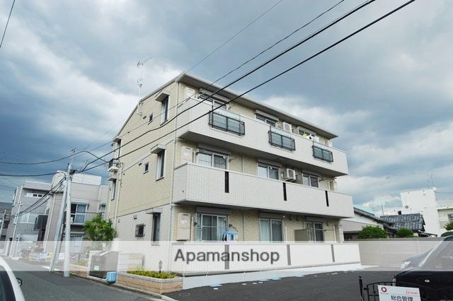 埼玉県蕨市、蕨駅徒歩19分の築4年 3階建の賃貸マンション