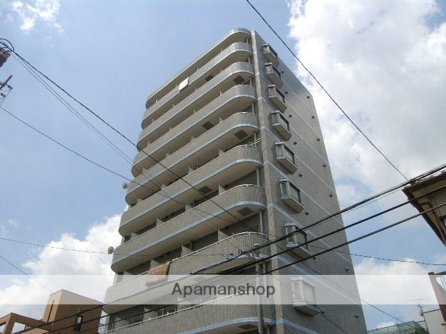 埼玉県川口市、西川口駅徒歩12分の築26年 10階建の賃貸マンション