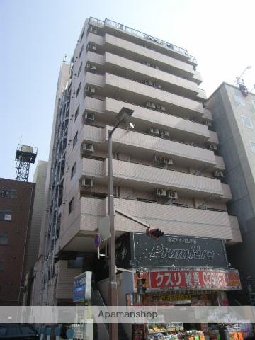 埼玉県川口市、蕨駅徒歩24分の築26年 10階建の賃貸マンション
