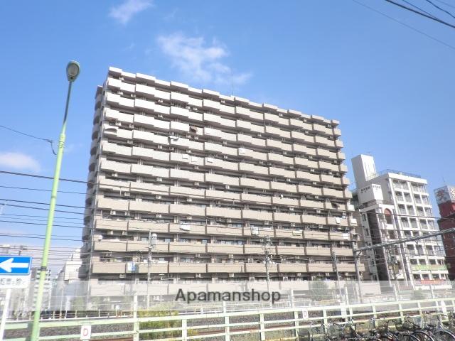 埼玉県川口市、蕨駅徒歩21分の築19年 13階建の賃貸マンション