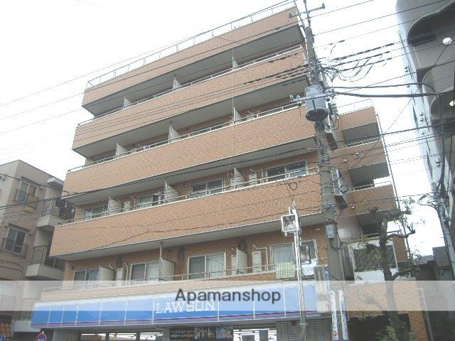 埼玉県戸田市、戸田公園駅徒歩16分の築14年 5階建の賃貸マンション