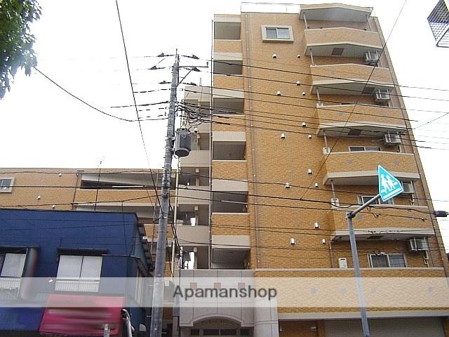 埼玉県戸田市、戸田公園駅徒歩13分の築12年 7階建の賃貸マンション