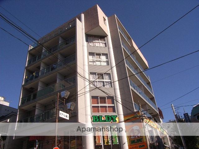 埼玉県川口市、蕨駅徒歩25分の築12年 7階建の賃貸マンション