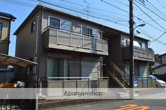 埼玉県戸田市、戸田公園駅徒歩26分の築10年 2階建の賃貸アパート