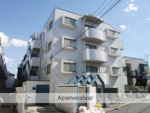 埼玉県川口市、西川口駅徒歩16分の築28年 4階建の賃貸マンション