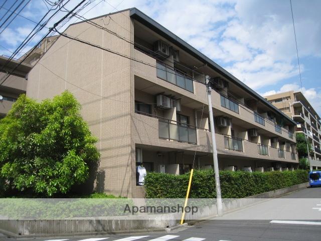 埼玉県蕨市、戸田公園駅徒歩27分の築27年 3階建の賃貸マンション