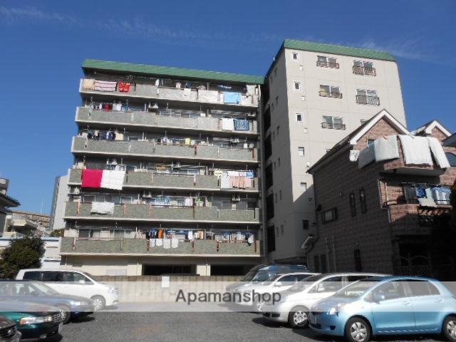 埼玉県川口市、蕨駅徒歩28分の築43年 7階建の賃貸マンション