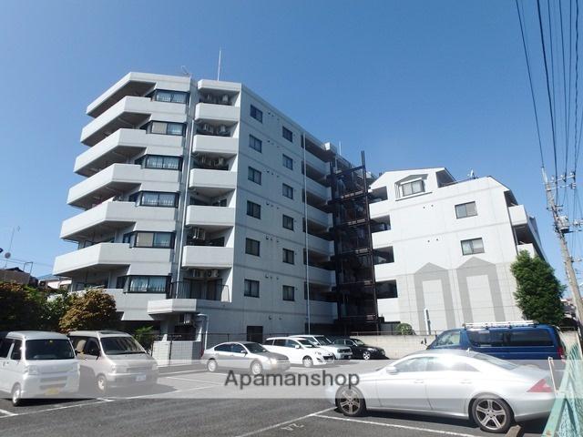 埼玉県蕨市、蕨駅徒歩19分の築25年 7階建の賃貸マンション