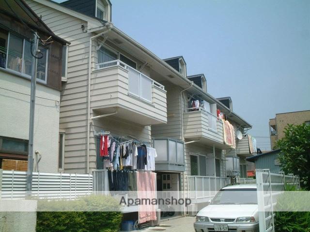 埼玉県川口市、西川口駅徒歩25分の築27年 2階建の賃貸アパート