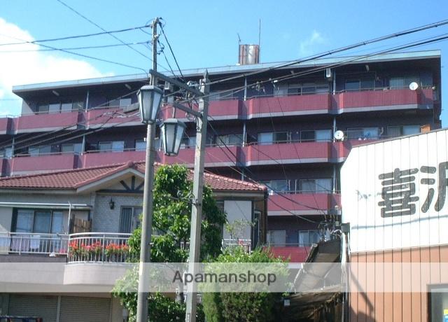 埼玉県川口市、西川口駅徒歩16分の築27年 6階建の賃貸マンション