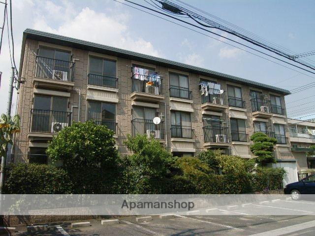 埼玉県川口市、西川口駅徒歩17分の築26年 3階建の賃貸マンション