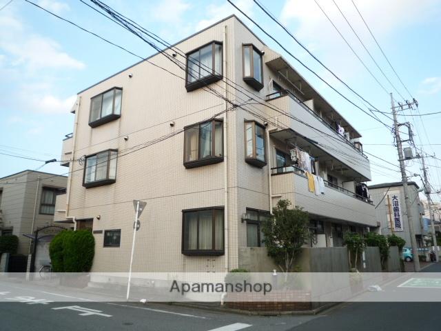 埼玉県川口市、西川口駅徒歩14分の築29年 3階建の賃貸マンション