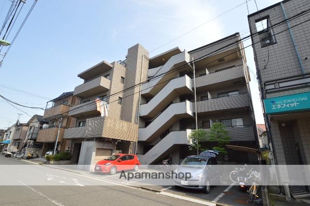 埼玉県川口市、西川口駅徒歩12分の築19年 5階建の賃貸マンション