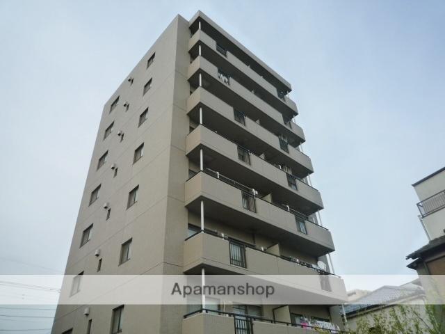 埼玉県川口市、川口駅徒歩10分の築15年 8階建の賃貸マンション