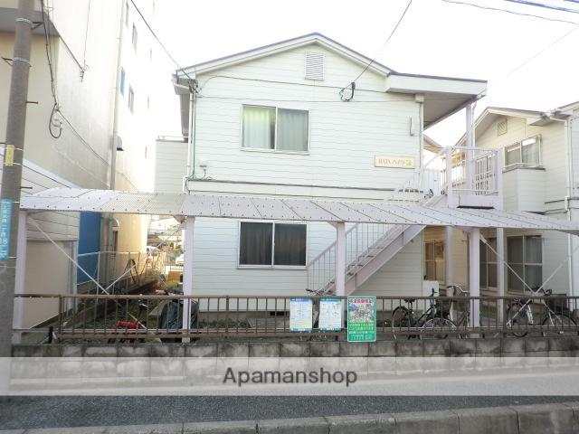 埼玉県川口市、蕨駅徒歩28分の築27年 2階建の賃貸アパート