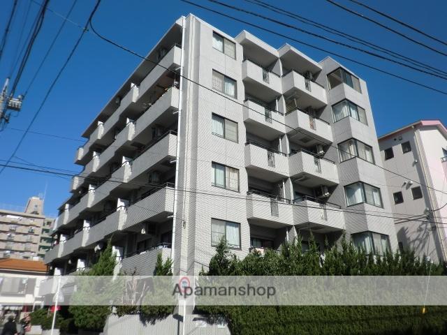 埼玉県川口市、西川口駅徒歩6分の築28年 6階建の賃貸マンション