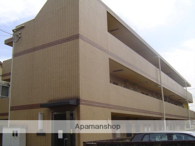 埼玉県川口市、西川口駅徒歩16分の築24年 3階建の賃貸マンション