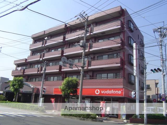 埼玉県蕨市、蕨駅徒歩8分の築22年 5階建の賃貸マンション