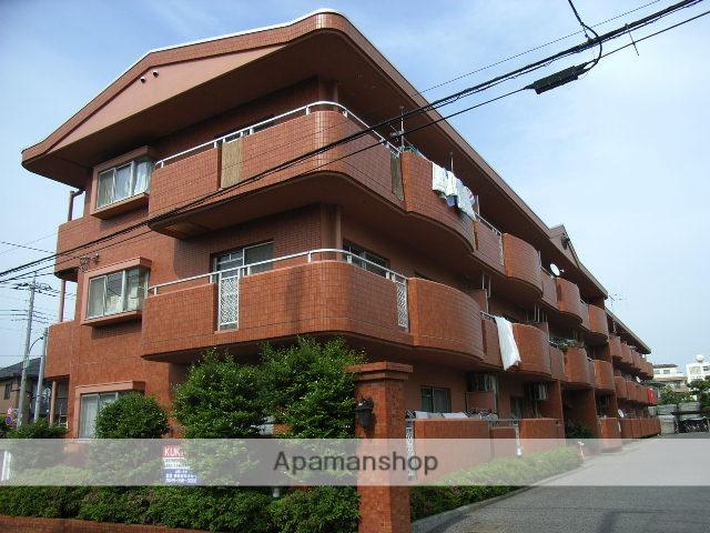 埼玉県川口市、西川口駅徒歩9分の築27年 3階建の賃貸マンション