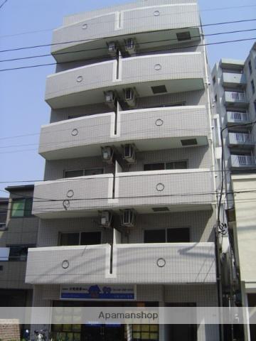 埼玉県川口市、蕨駅徒歩3分の築21年 6階建の賃貸マンション