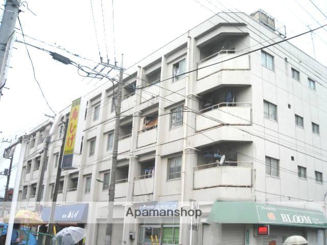 埼玉県川口市、西川口駅徒歩8分の築45年 4階建の賃貸マンション