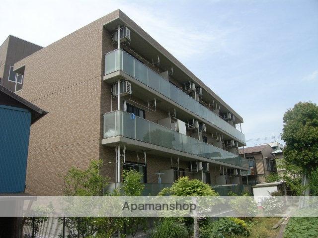 埼玉県川口市、蕨駅徒歩24分の築12年 3階建の賃貸マンション