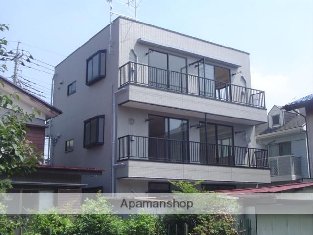 埼玉県川口市、蕨駅徒歩22分の築10年 3階建の賃貸マンション