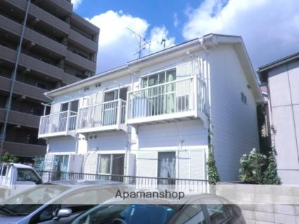 埼玉県川口市、西川口駅徒歩15分の築26年 2階建の賃貸アパート